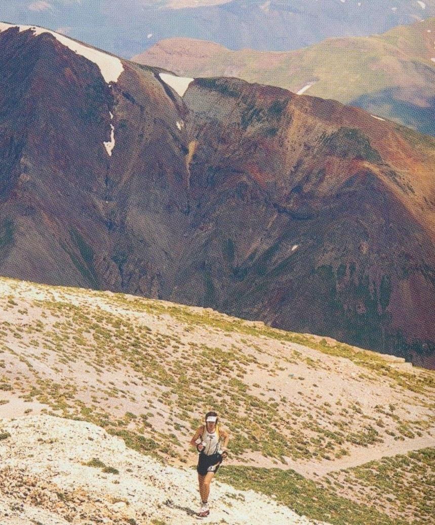 mountain running vs treadmill running
